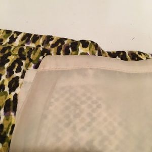 J. Crew Skirts - J. CREW Long No. 2 Pencil Skirt Leopard Print